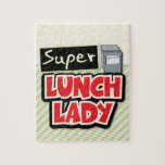 Super Lunch Lady Jigsaw Puzzle