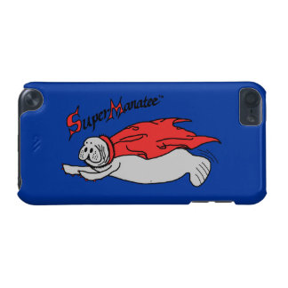 Super Manatee! Barely There iPod Touch 5g case