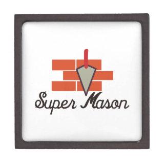 Super Mason Premium Keepsake Boxes
