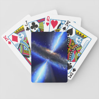 Super Massive Black Hole Bicycle Playing Cards