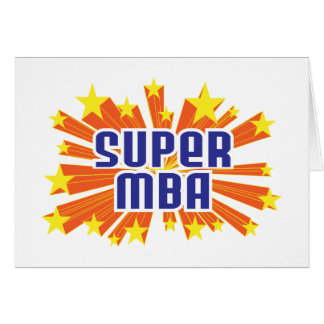 Super MBA Card