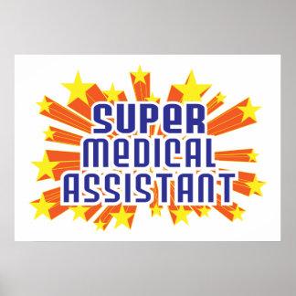 Super Medical Assistant Poster