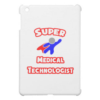 Super Medical Technologist Cover For The iPad Mini