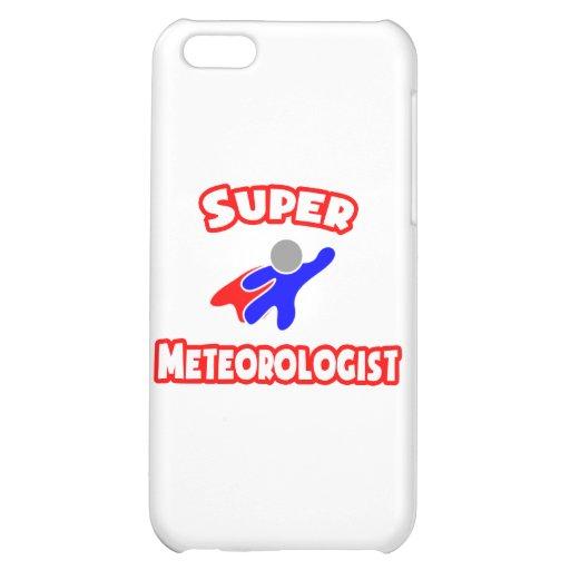 Super Meteorologist iPhone 5C Case