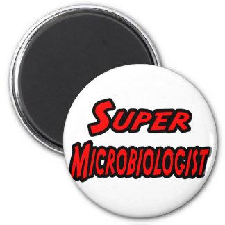 Super Microbiologist Magnet