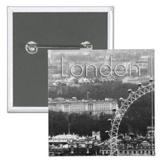 Super! Millennium Wheel London Buttons