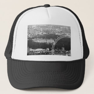 Super! Millennium Wheel London Trucker Hat