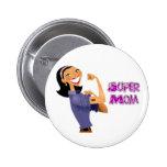 Super Mom button