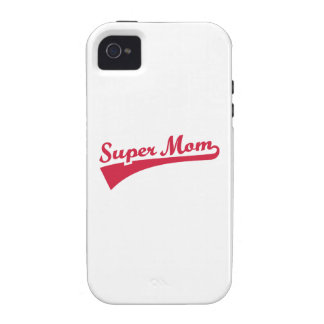 Super Mom Case For The iPhone 4