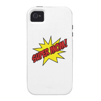 Super Mom! Case For The iPhone 4