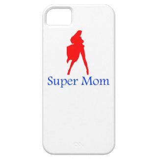 Super Mom iPhone 5/5S Cases