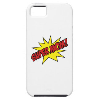 Super Mom! Cover For iPhone 5/5S
