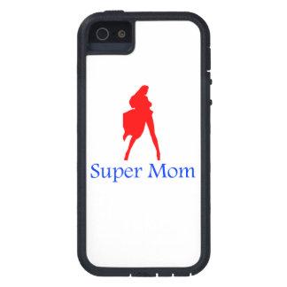 Super Mom iPhone 5 Cases