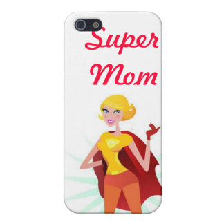 Super Mom Case For iPhone SE/5/5s
