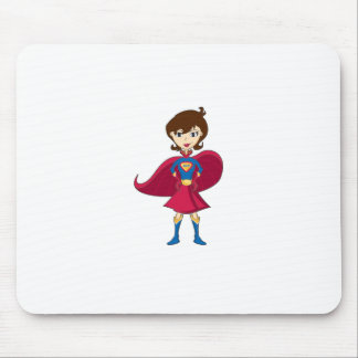 Super Mom Collection Mouse Pad
