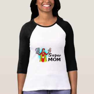 Super Mom (Corporate) T-Shirt
