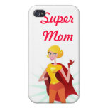 Super Mom Covers For iPhone 4