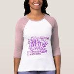 Super Mom decorative purple kids names top