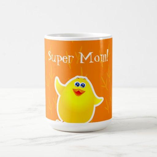 Super Mom! Funny mug