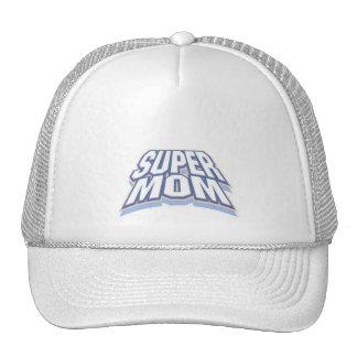 SUPER MOM MESH HAT