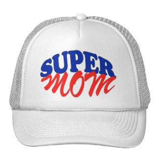 SUPER MOM HATS