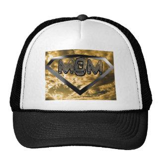 Super mom trucker hats