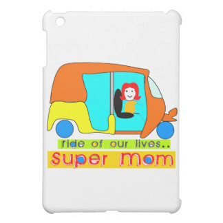 Super Mom iPad Mini Cases