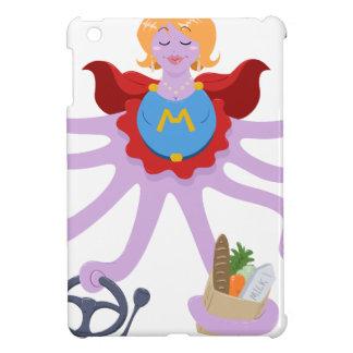 Super Mom iPad Mini Cover