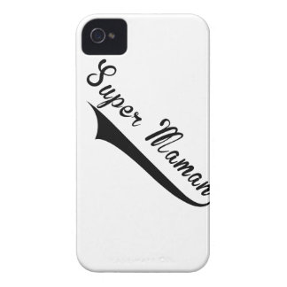 Super mom iPhone 4 cover