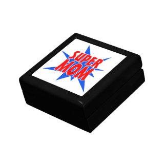 Super Mom Jewelry Box