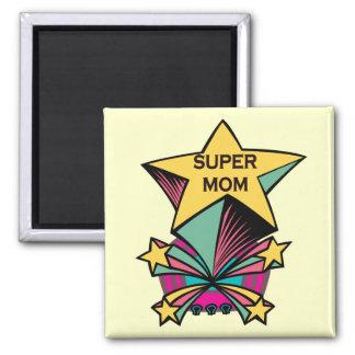 Super Mom magnet
