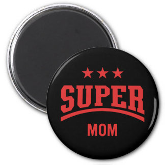 Super Mom Magnet | Mini Brothers