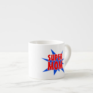 Super Mom Mother's Day Espresso Mug