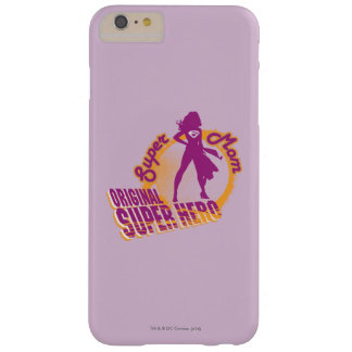 Super Mom Original Super Hero Barely There iPhone 6 Plus Case