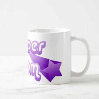 Super Mom Purple Mug