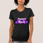 Super Mom Purple Tee Shirt