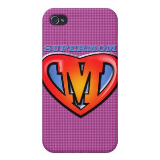Super Mom Speck Case iPhone 4 Cover