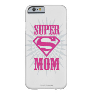 Super Mom Starburst iPhone 6 Case
