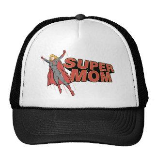 Super Mom Trucker Hat