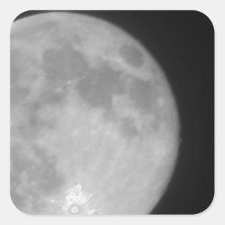 Super Moon 2013 Square Sticker