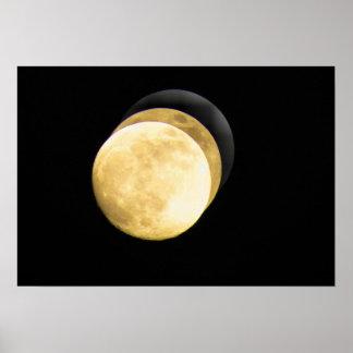 Super Moon HD Poster