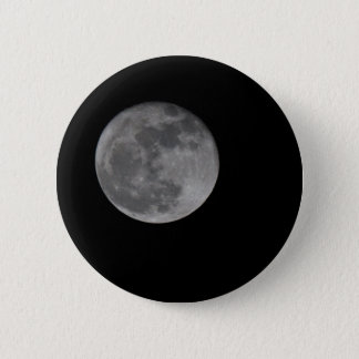 Super Moon Pinback Button