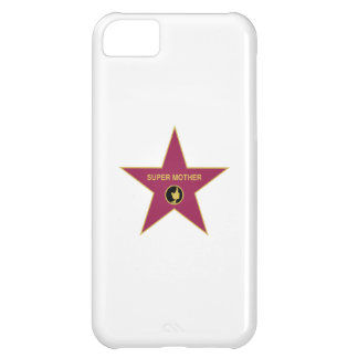 Super Mother - Hollywood Mother Star iPhone 5C Cases
