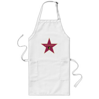 Super Mother - Hollywood Mother Star Long Apron