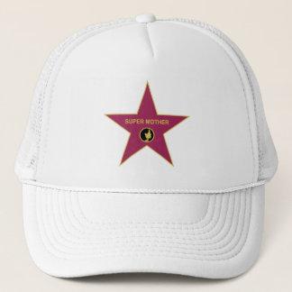 Super Mother - Hollywood Mother Star Trucker Hat