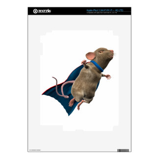 Super Mouse Skin For iPad 3