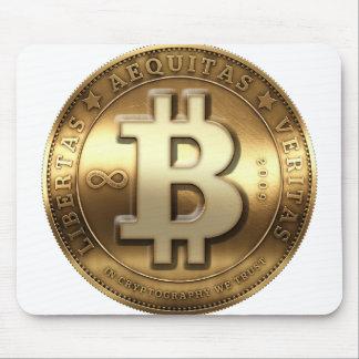 Super mousepad bitcoin Coin