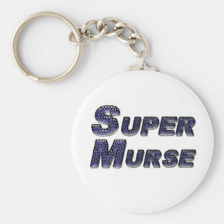 Super Murse Keychain