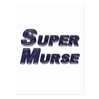 Super Murse Postcard