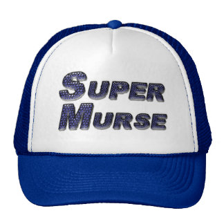 Super Murse Trucker Hat